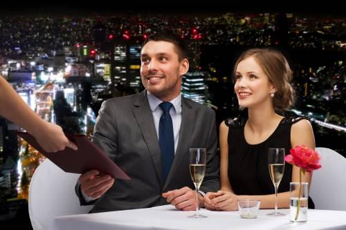 Romantisches Restaurant in Berlin für einen leidenschaftlichen Abend