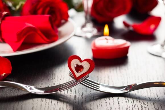 Romantik-Dinner als Geschenkidee für Valentinstag, Geburtstag, Hochzeitstag