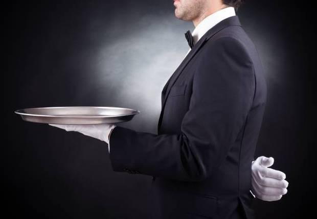 Fest für die Sinne beim Dunkeldinner: Welche Speisen auf den Tisch kommen, ist ein Überraschung.