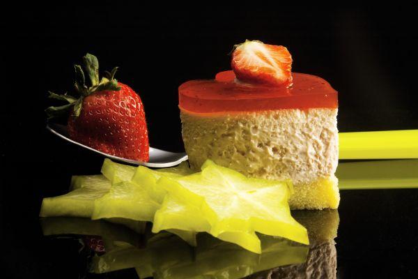 Wird man die Speisen der verschiedenen Gänge beim Dinner in the Dark erkennen?