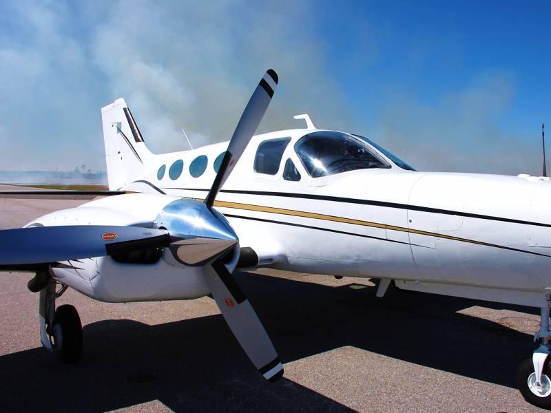 Exklusiv Reisen mit einer Cessna und einem Gourmet-Dinner