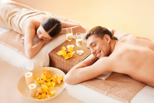 Wellnessangebote bei einem Kurzurlaub für Zwei nutzen, entspannen und verwöhnen lassen