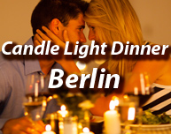 Candle Light Dinner in Berlin