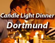 Candle Light Dinner in Dortmund