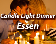 Candle Light Dinner in Essen