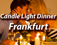 Candle Light Dinner in Frankfurt am Main