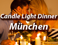 Candle Light Dinner in München