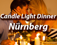Candle Light Dinner in Nürnberg