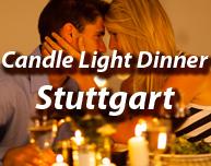 Candle Light Dinner in Stuttgart
