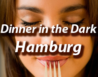 Dinner in the Dark in Hamburg
