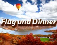 Gourmetflug - Dinner-Flug