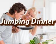 Jumping Dinner, Single Dinner