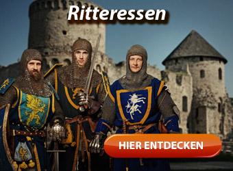 Ritteressen - Wie im Mittelalter bei einem Rittermahl essen