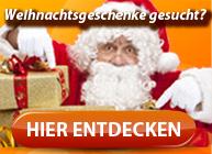 Weihnachtsgeschenke und Geschenkideen